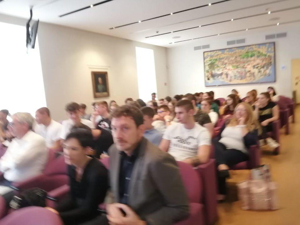 4. La folta partecipazione degli studenti