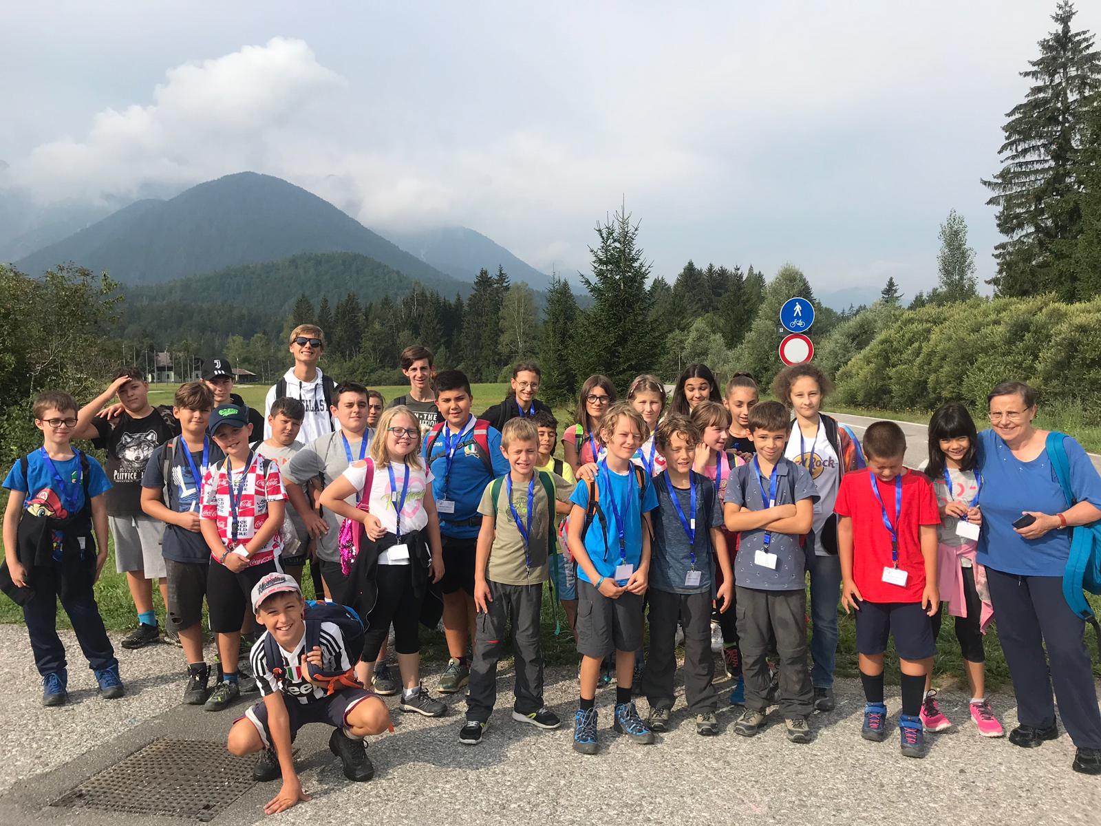 15 - Escursione ai laghi di Fusine