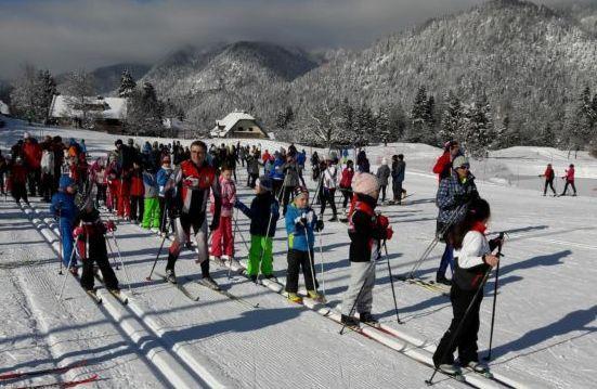 Corso di sci di fondo ALPI
