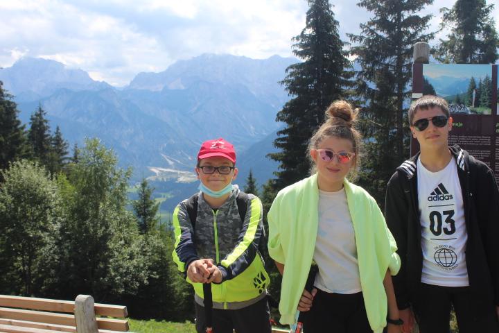 Verso le Alpi Giulie
