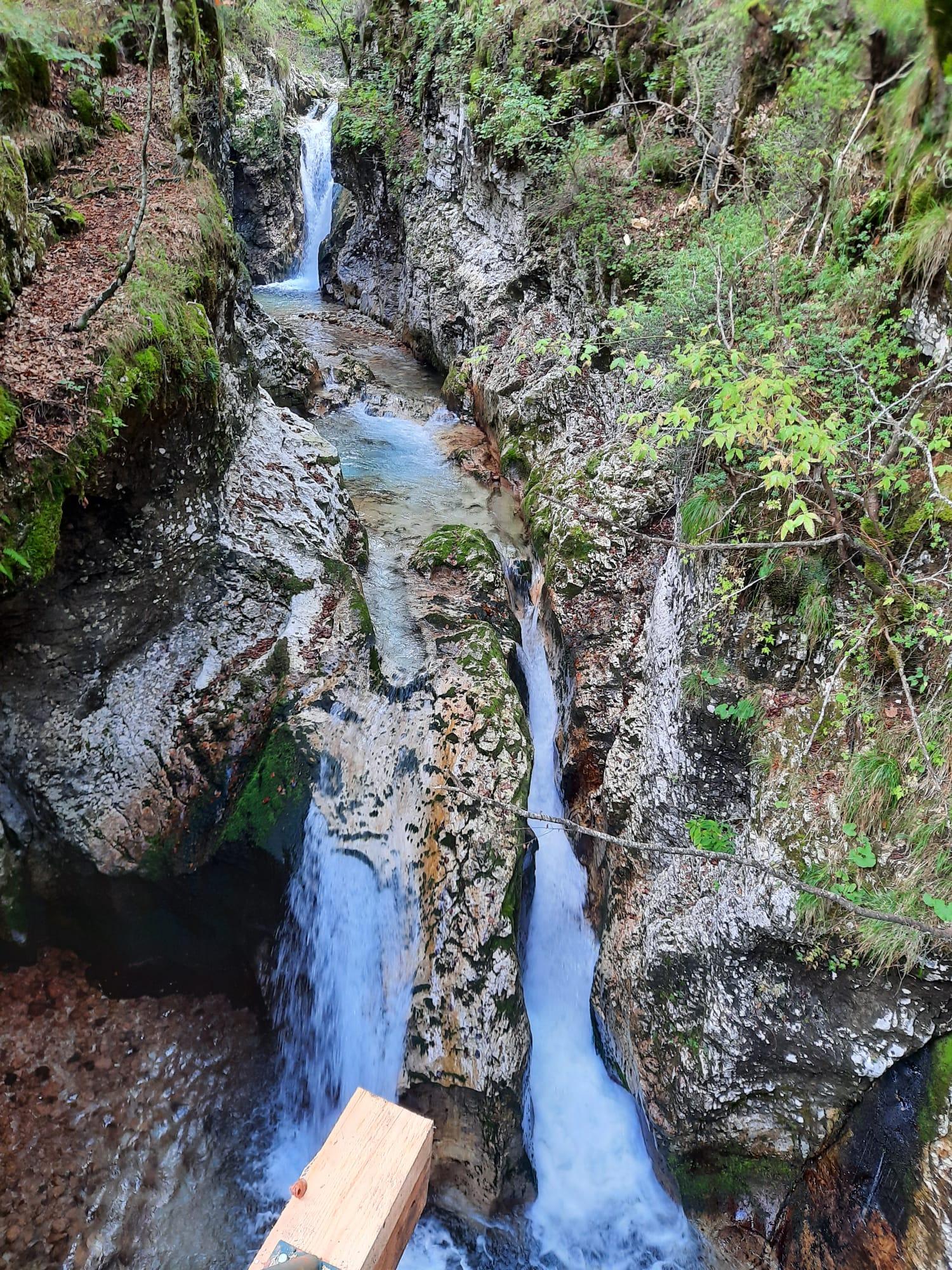 02 - La prima cascata